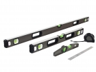 Discount 5 Piece Spirit Level Set