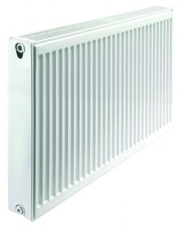 Nation Compact P+ Double Panel Single Convector Radiators