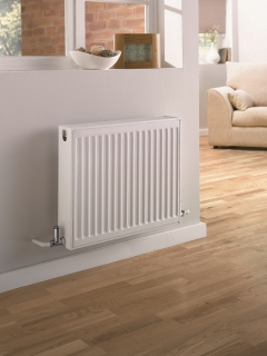 Nation Compact K1 Single Panel Single Convector Radiators