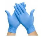 Image for Discount Nitrile Gloves Large Box of 100