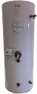 Discount Slimline Stainless Steel Unvented Heat Pump Cylinders