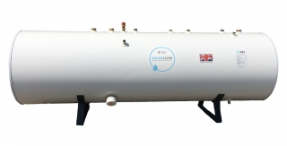 Discount Stainless Steel Unvented Indirect Horizontal Cylinders