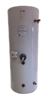 Discount Stainless Steel Unvented Indirect Solar Cylinders