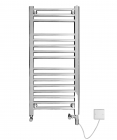 Image for Discount Straight Dual Fuel Chrome Towel Rail  764mm x 500mm - 5MC7DF