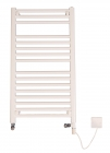 Image for Discount Straight Dual Fuel White Towel Rail  1172mm x 600mm - 6M11DF