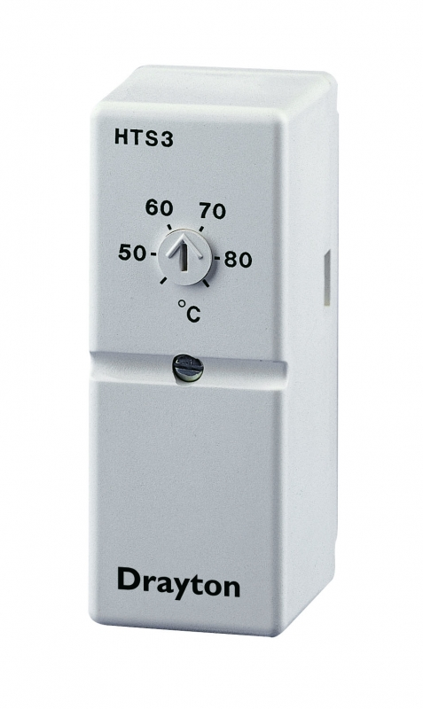 Drayton Hts3 Cylinder Thermostat Heating Controls