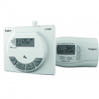 Image for Drayton LP10RF Single Channel Programmer & Digistat+2RF Wireless Room Thermostat - RF560DR