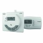 Image for Drayton LP10RF Single Channel Programmer & Digistat+3RF Wireless Room Thermostat - RF561DR