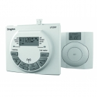 Image for Drayton LP20RF Dual Channel Programmer & Digistat+RF Wireless Room Thermostat - RF562DR