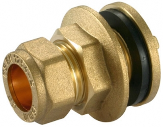 DZR Compression Tank Connectors