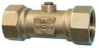 DZR Female Double Check Valve [10015189, 10015206, 10015223]