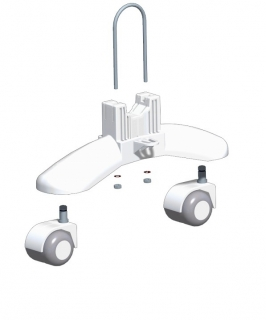 Electric Heating Company ecoSAVE Castors
