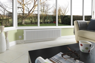 Electric Heating Company Electric Combination Conservatory Radiators - Programmer/Stat