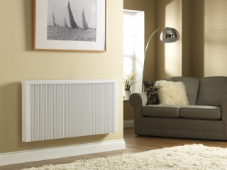 Electric Heating Company Electric Combination Radiators - Manual