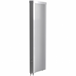 Electric Heating Company Electric Tall Combination Radiators - Manual