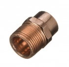 """Image for 15mm x 1/2"""" Endfeed Male Adaptors Pack Of 25"""