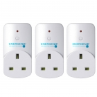 Image for Energenie MiHome Smart Plugs 3 Pack - MIHO002