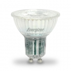 Image for Energizer 350LM 5W Warm White Full Glass GU10 LED Lamp - S9408