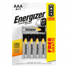 Image for Energizer AAA Max Power Battery Pack of 5 - S9534