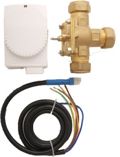 ESi 3 Port 22mm Motorised Zone Valve