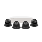 Image for ESP 4 Channel 4 Dome Camera Hd CCTV Kit 500gB - REKHD4KD4G