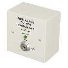 Image for ESP Fire Panel Isolator Switch White - MAGISOWP