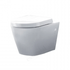 Image for Essential Ivy Wall Hung Pan & Soft Close Seat - EC7025