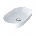 Image for Essential Lavender 550mm Countertop 0 Tap Hole Basin - EC8001