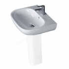 Image for Essential Lily 550mm 1 Tap Hole Basin - EC1001