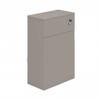 Image for Essential Nevada 500mm WC Unit Cashmere - EF308CA