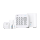 Image for Eufy Security 5 Piece Home Alarm Kit - T8990321