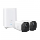 Image for Eufy Security EufyCam 2 - 2 Cam Kit and Homebase 2 - T88413D2