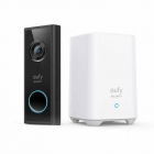 Image for Eufy Video Doorbell 2K Battery Powered and Homebase 2 - E82101W4