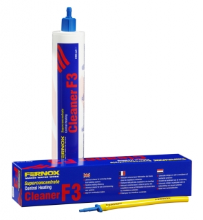 F3 SUPERCONCENTRATE CENTRAL HEATING CLEANER