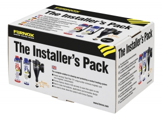 Fernox TF1 Installer's Pack
