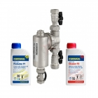 Fernox TF1 Omega Installers Pack 22mm With Valves - 62368