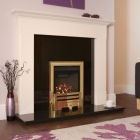 Flavel Calibre Balanced Flue Easy Flame Gas Fire - FBFC1SEN3