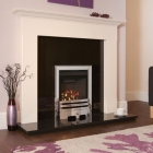 Flavel Calibre Balanced Flue Remote Control Gas Fire - FBFC37RN3
