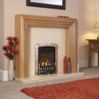 Image for Flavel Caress HE Traditional Slide Control Gas Fire - FHEC6JSN