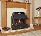 Image for Flavel Emberglow Outset Balanced Flue Manual Control Gas Fire - FEBC00MN