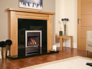 Flavel Expression Plus HE Easy Flame Control Gas Fire