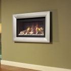 Image for Flavel Jazz Balanced Flue Hole In The Wall Gas Fire - FJBL21RN