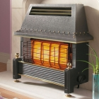 Image for Flavel Regent Outset Gas Fire Black - FRGCN0EN
