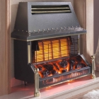 Flavel Welcome Outset Gas Fire Black - FWERN0EN