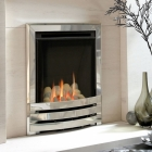 Image for Flavel Windsor Contemporary HE Manual Control Pebble Gas Fire - FSHPU0MN