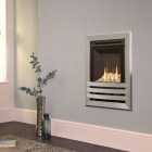 Image for Flavel Windsor Contemporary HE Wall Mounted Manual Control Pebble Gas Fire - FSHPHWMN