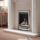 Image for Flavel Windsor Contemporary Pebble Gas Fire - FSRPU0MN