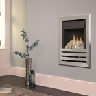 Image for Flavel Windsor Contemporary Wall Mounted Pebble Gas Fire - FSRPHWMN
