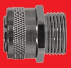 Image for Flex-it 25mm Nickel Plated Brass Swivel Fitting - CF25S