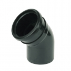 FloPlast 110mm Soil 135° Socket/Spigot Bends